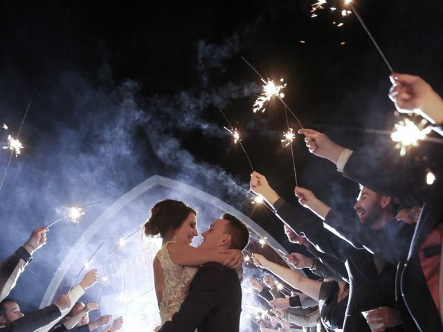 Jordan and Mariah's Wedding in Lomira, Wisconsin 5