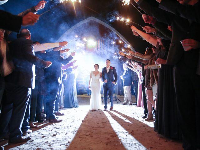 Jordan and Mariah's Wedding in Lomira, Wisconsin 6