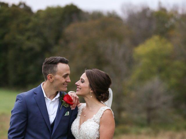 Jordan and Mariah's Wedding in Lomira, Wisconsin 9