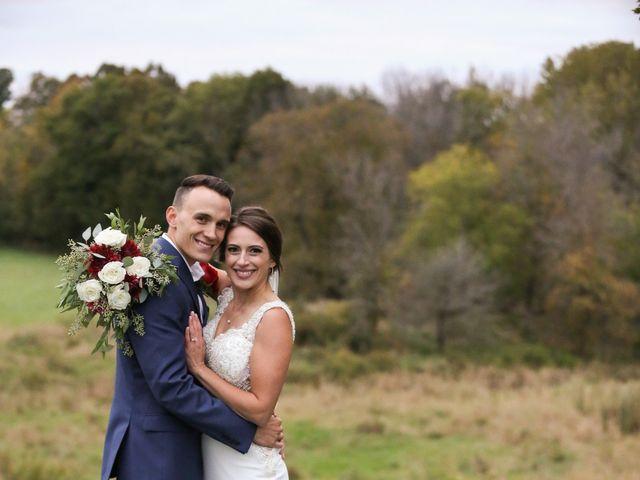 Jordan and Mariah's Wedding in Lomira, Wisconsin 10