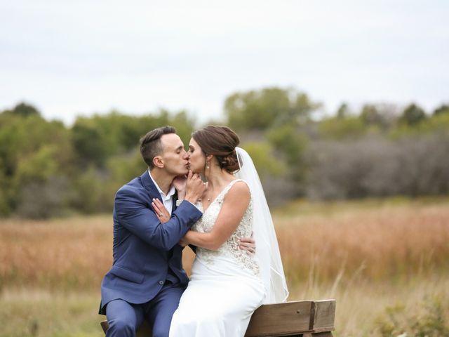 Jordan and Mariah's Wedding in Lomira, Wisconsin 13
