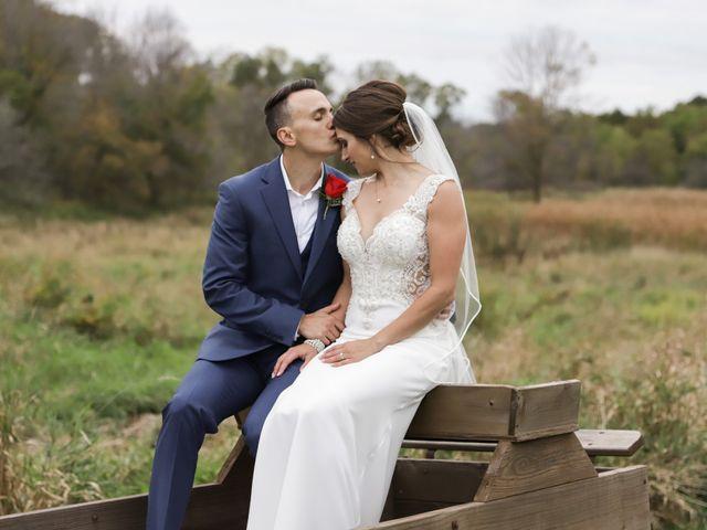 Jordan and Mariah's Wedding in Lomira, Wisconsin 14