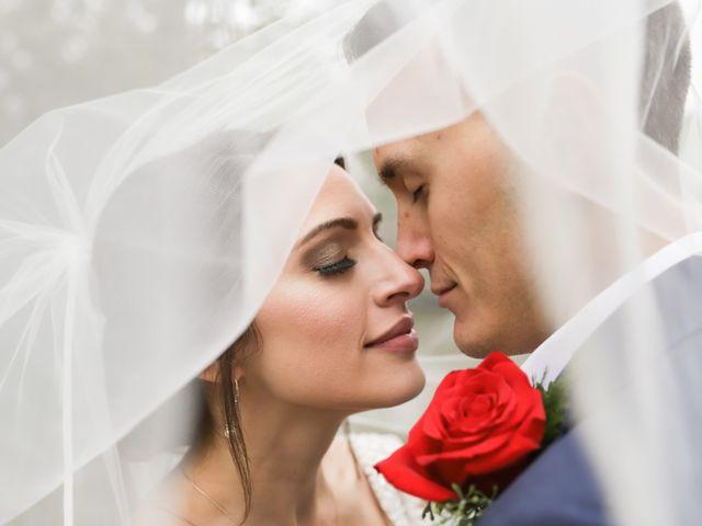 The wedding of Mariah and Jordan