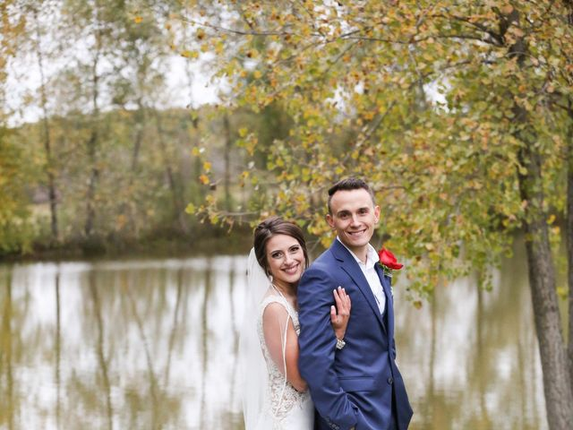 Jordan and Mariah's Wedding in Lomira, Wisconsin 19
