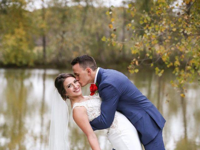 Jordan and Mariah's Wedding in Lomira, Wisconsin 20