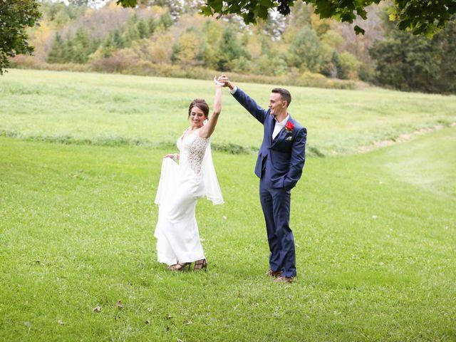 Jordan and Mariah's Wedding in Lomira, Wisconsin 22