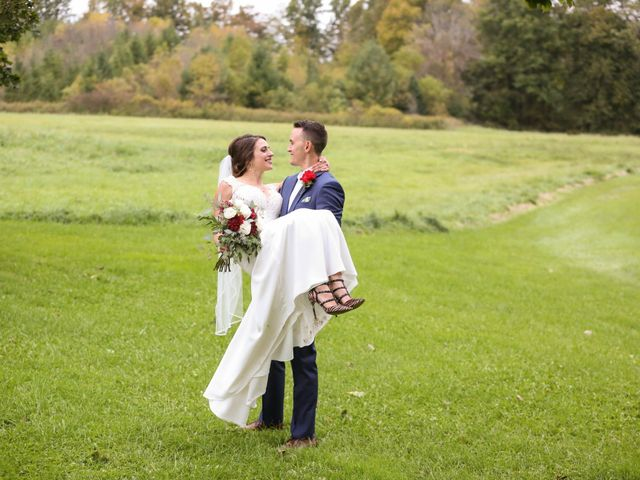 Jordan and Mariah's Wedding in Lomira, Wisconsin 24