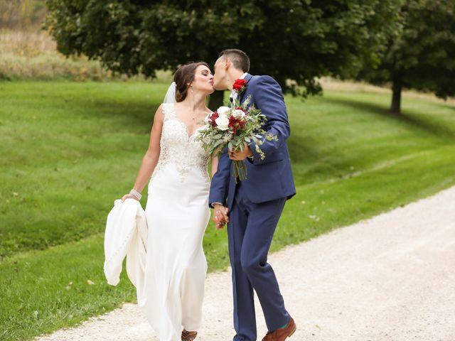 Jordan and Mariah's Wedding in Lomira, Wisconsin 26