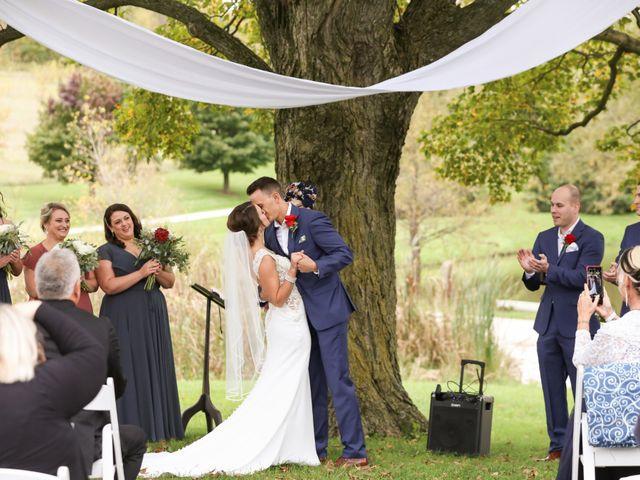 Jordan and Mariah's Wedding in Lomira, Wisconsin 32