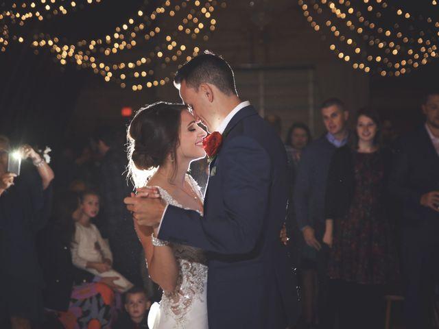 Jordan and Mariah's Wedding in Lomira, Wisconsin 46