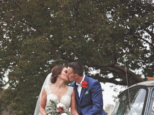 Jordan and Mariah's Wedding in Lomira, Wisconsin 47