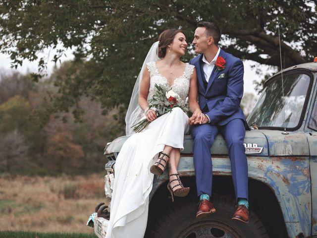 Jordan and Mariah's Wedding in Lomira, Wisconsin 48