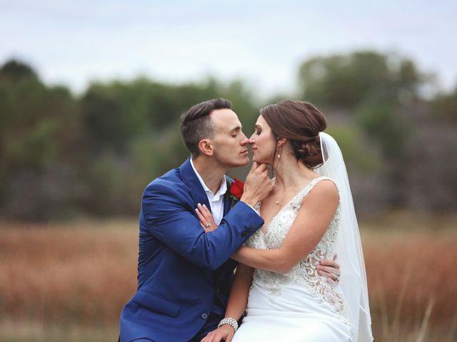 Jordan and Mariah's Wedding in Lomira, Wisconsin 49
