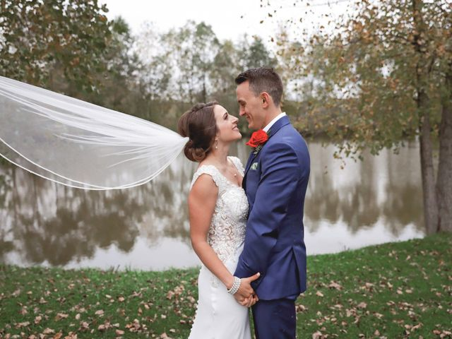 Jordan and Mariah's Wedding in Lomira, Wisconsin 52