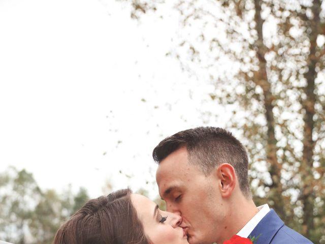 Jordan and Mariah's Wedding in Lomira, Wisconsin 53