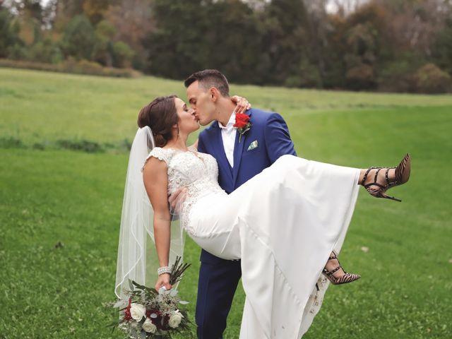 Jordan and Mariah's Wedding in Lomira, Wisconsin 55