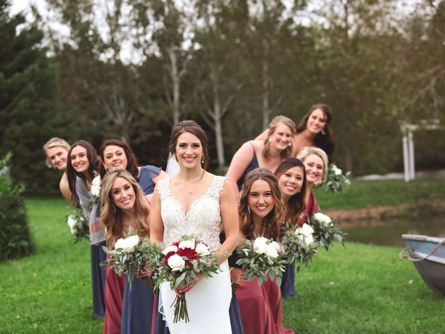 Jordan and Mariah's Wedding in Lomira, Wisconsin 57