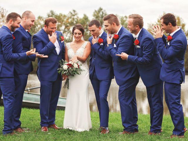 Jordan and Mariah's Wedding in Lomira, Wisconsin 62