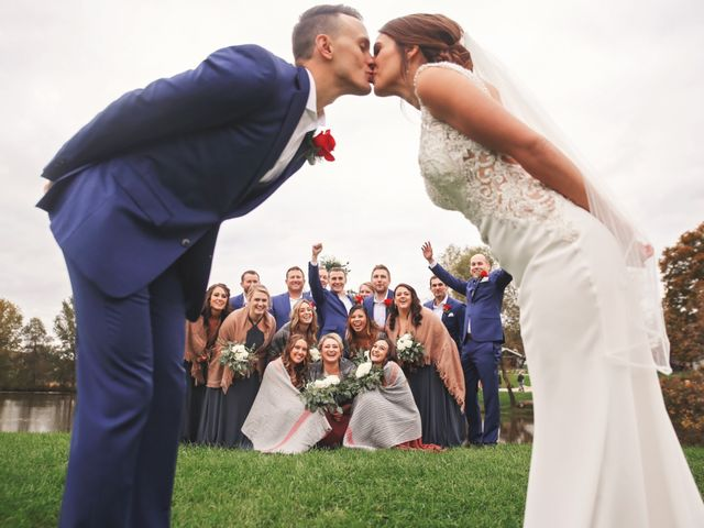 Jordan and Mariah's Wedding in Lomira, Wisconsin 63