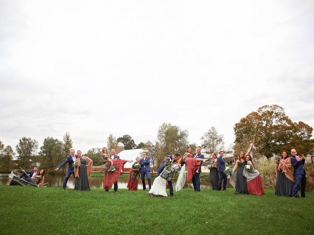 Jordan and Mariah's Wedding in Lomira, Wisconsin 64