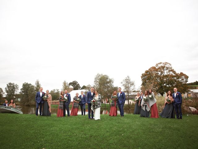 Jordan and Mariah's Wedding in Lomira, Wisconsin 65