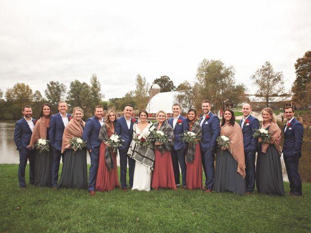 Jordan and Mariah's Wedding in Lomira, Wisconsin 66