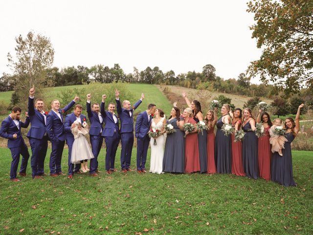 Jordan and Mariah's Wedding in Lomira, Wisconsin 68