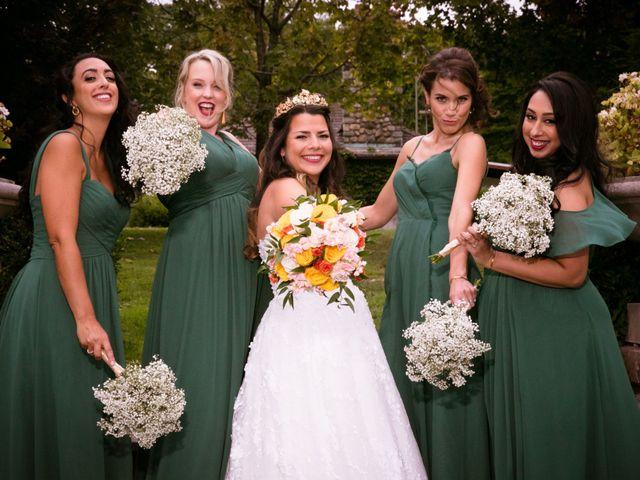 Dan and Analu's Wedding in New City, New York 6