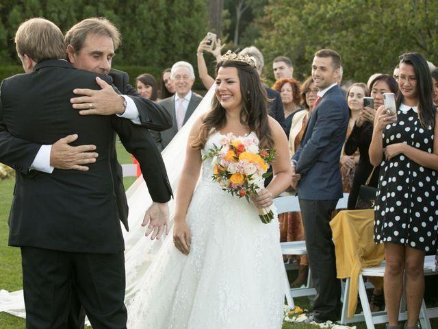 Dan and Analu's Wedding in New City, New York 11