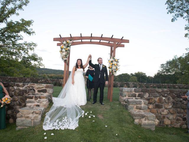 Dan and Analu's Wedding in New City, New York 17