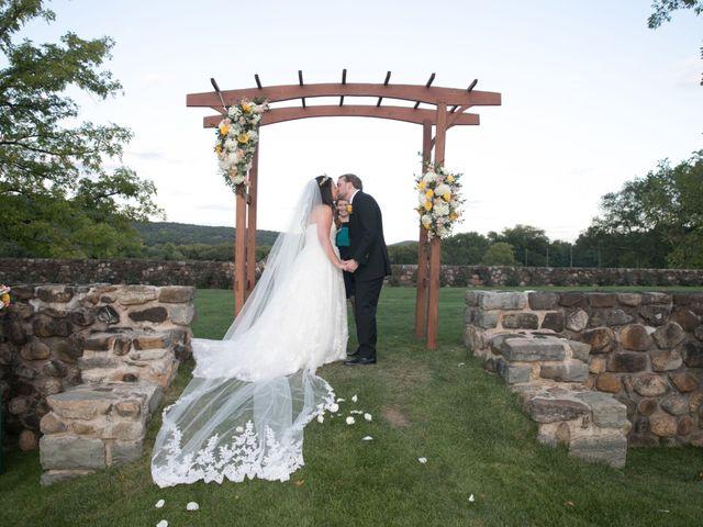 Dan and Analu's Wedding in New City, New York 18
