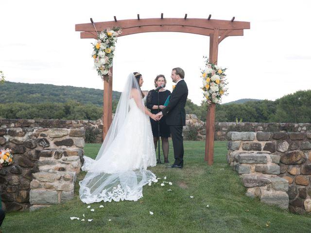 Dan and Analu's Wedding in New City, New York 19