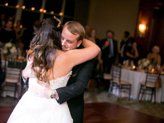 Dan and Analu's Wedding in New City, New York 22