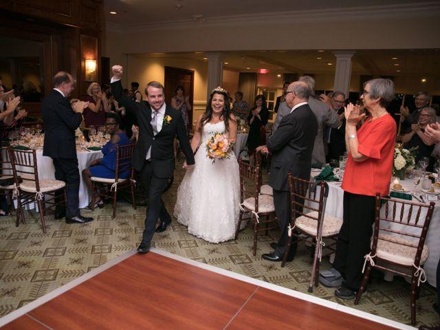 Dan and Analu's Wedding in New City, New York 23
