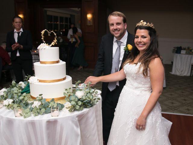 Dan and Analu's Wedding in New City, New York 24