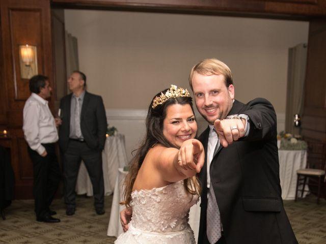 Dan and Analu's Wedding in New City, New York 25