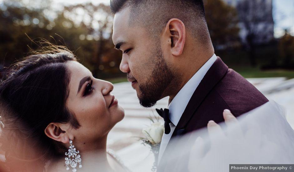 Jomar and Rebeca's Wedding in Cranston, Rhode Island