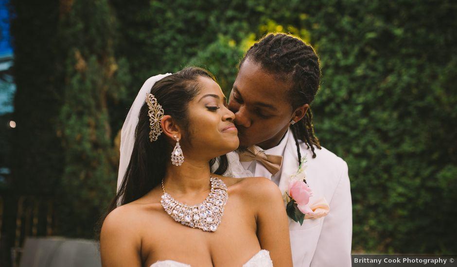 Cherish and Anthony's Wedding in Houston, Texas