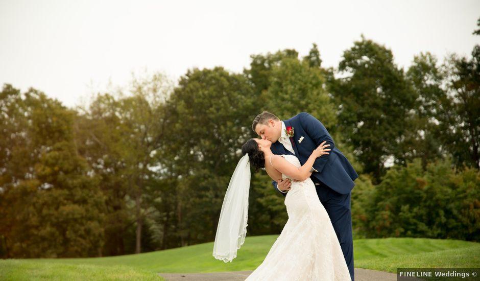 Stephen and Alicia's Wedding in Blairsville, Pennsylvania