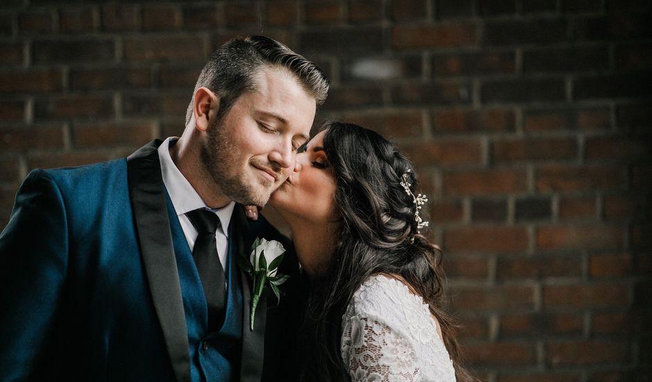 Skylar and Michelle's Wedding in Huntsville, Alabama