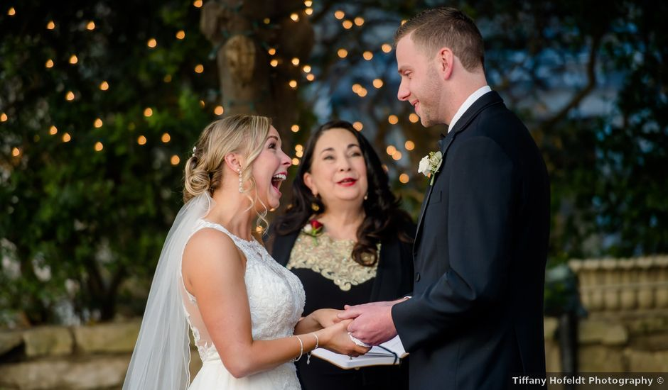 Justin and Courtney's Wedding in Austin, Texas