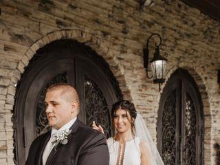 The wedding of Alexa and Erik 1