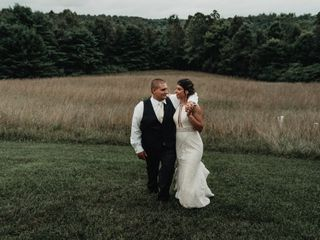 The wedding of Alexa and Erik