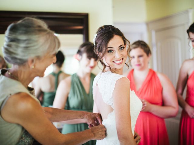 Anna and Mike's Wedding in Wiscasset, Maine 2