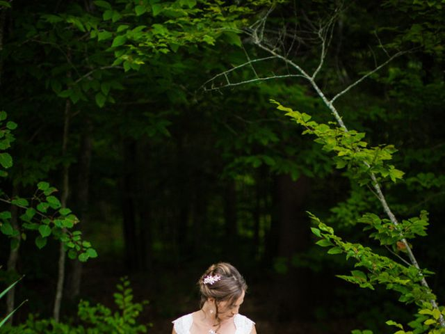 Anna and Mike's Wedding in Wiscasset, Maine 4