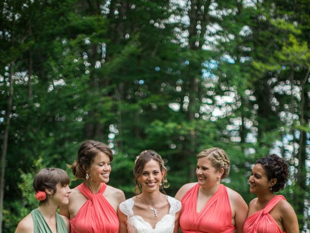 Anna and Mike's Wedding in Wiscasset, Maine 5