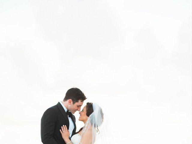 The wedding of Douglas and Leynee