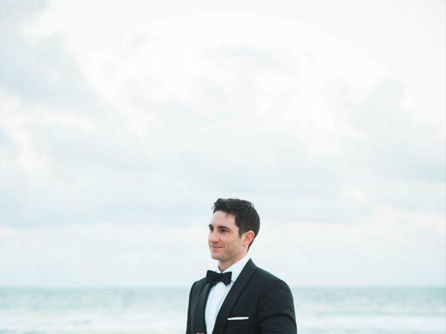 Leynee and Douglas's Wedding in Miami Beach, Florida 6