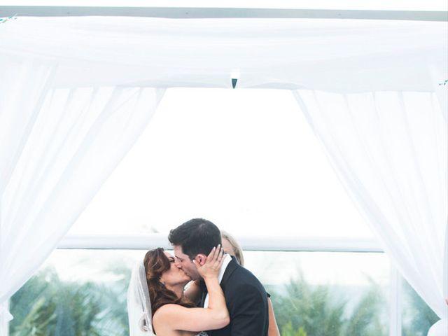 Leynee and Douglas's Wedding in Miami Beach, Florida 12