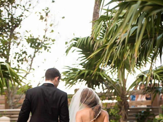 Leynee and Douglas's Wedding in Miami Beach, Florida 14